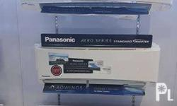 panasonic split type aircon BRANDNEW factory sealed