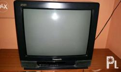21 inches panasonic tv Defective For pick only