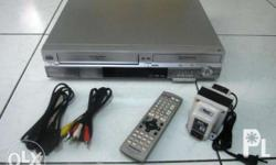 Panasonic DMR-ES40V - 110 v ( brand new panther