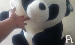 Panda stuffed toy 2.5 inches Php 1100 Meet up cubao
