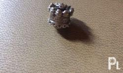 Preloved Pandora Birthday Cake charm Selling low cos