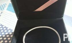 Authentic Pandora bracelet. Original price is 4500.