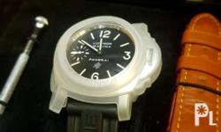 Panerai PAM 005 Complete with boxes and papers Foreign