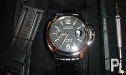 Description Model Name: Panerai PAM 104 K Luminor