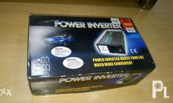 Panther PPI-1000 DC to AC Power Inverter 1000W, 12 VDC