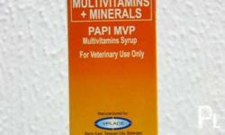 Papi Multivitamins promotes the regeneration of damaged