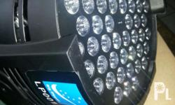 For sale par led lights 54bulb R/G/B/W Colors Brand