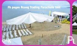 Parachute tent outdoor tent weddings special events