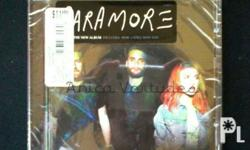 Paramore self-titled album: Still sealed so it's in a