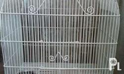 Parrot cage plus bird cage 1500 Matibay po ang parrot