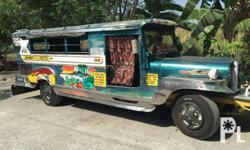 passenger jeep for sale malanday - recto line clean