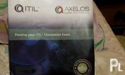 -Best book you can use in preparation for your ITIL