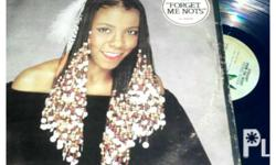 Patrice Rushen - straight from the heart. It features
