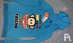 Get this original and brand new Paul Frank hoodie for