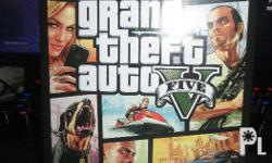 PC games for Sale: Grand Theft Auto V -used codes