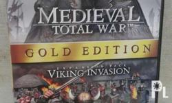 This is a Gold Edition of Medieval Total original