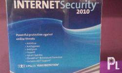Powerful protection against online threats +anti-virus