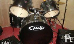 Selling our PDP Z5 DRUMSET Check and try all you want.
