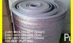 Deskripsiyon PE FOAM/INSULATION THICKNESS: 5MM FOAM