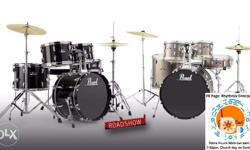 Brand New Pearl Roadshow Drumset FB Page Rhythmix