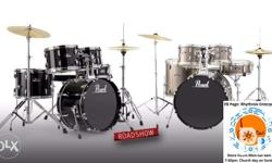 Brand New Pearl Roadshow Drumset On SALE! FB Page