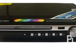 Store closed sale! Pensonic DVD and Karaoke Player with