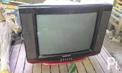 Pensonic tv vertical damage sightly negotiable