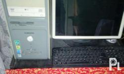 For sale p4 3.2 ghz 1gb memory Built in video card Dvd