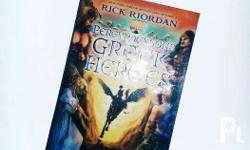 Title: Percy Jackson's Greek Heroes Author: Rick