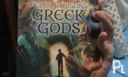 This is a collection of Greek Mythology retold by Percy