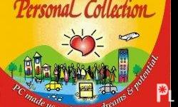 Be a part of PERSONAL COLLECTION family and know how to