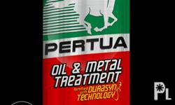Pertua Oil and Metal Treatment with its US-Patented