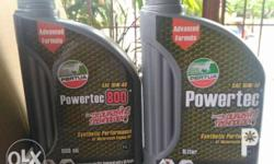 A premium multi-grade 4T Motorcycle Oil that provides