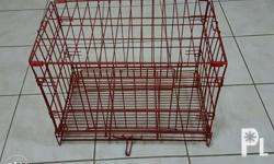 Dog cage for Sale. 800 pesos last price. Pm me if