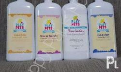 Playpets Scented shampoos (1000ml) - P210.00 - Fresh