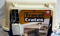 PET TRAVEL CRATE P600 only 38.35 x 31.76 x 30.3 cm