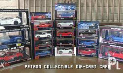 Petron Collectible Diecast Cars Set Brand New Never