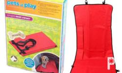 PETS AT PLAY Php 200 +'SF Seat Cover Cover your car