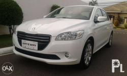 - Peugeot 301 A/T 2016 - automatic Trasnmission - all