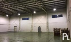 WAREHOUSE FOR LEASE � PEZA ONLY Details: Covered