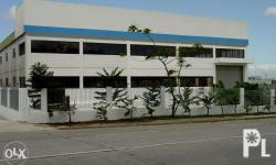 Peza Factory building or warehouse for rent or for