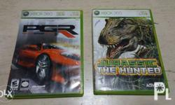 PGR3 project gotham racing 3 Xbox 360 CD game for