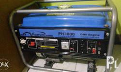 PH3000 Promate Generator Bought it at 36,000 pesos.