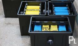 Phil Distributor Pond Filter Equipment - Box, Canister,