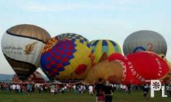 2012 Hot Air Balloon Festival in Clark Philippines ?