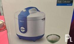 Brand New Philips 2L Rice Cooker Original price is