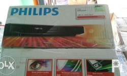 Selling a brand new unused Philips Home media player