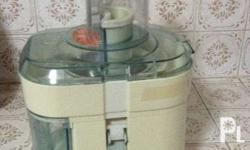 Philips Juicer Stock only No swaps. Pick up mabalacat