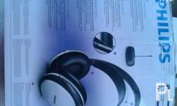 Philips wireless Headset Brand new Both it abroad