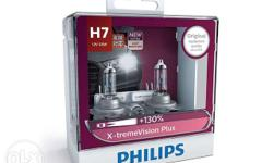 - 100% brand new - Brightest halogen bulbs from Philips